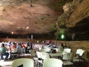 Rattlesnake Saloon in Tuscumbia Alabama