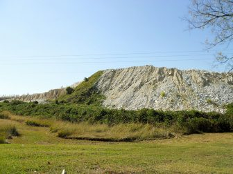 Gantt's Quarry Alabama | The old marble quarry from which the town derived its name | By Rivers Langley; SaveRivers - Own work, CC BY-SA 3.0