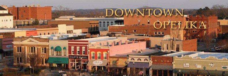 Historic Downtown Opelika
