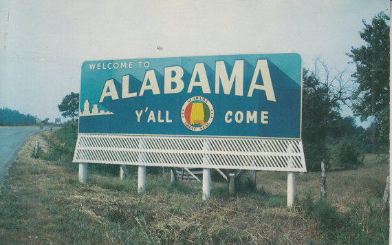 Y'all Come To Alabama