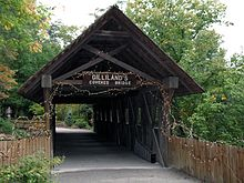 Gilliland-Reese Covered Bridge | Gadsden AL | Etowah County Alabama
