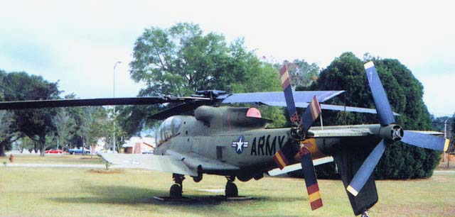 Lockheed AH-56A Cheyenne at U.S. Army Aviation Museum, Ft. Rucker, AL