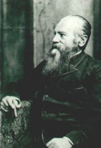 Colonel John Cullmann, founder of Cullman (1823-1895)