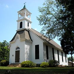 First Congregational Church of Marion Alabama
