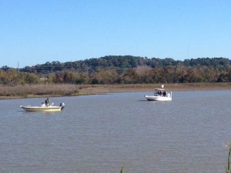 Meaher State Park Boating