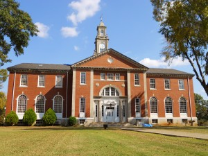 Talladega College Savery Library by Rivers Langley