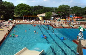 Point Mallard Water Park in Decatur AL
