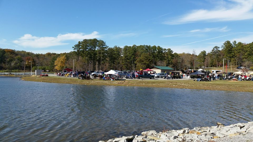 Sportsman Lake Park Cullman Alabama