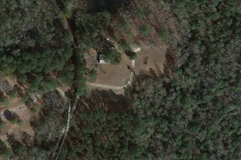 Beaver Mills Alabama Area from Google Earth