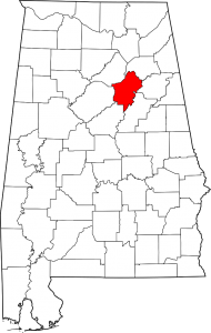 St. Clair County Alabama