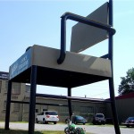 World's Largest Office Chair, Anniston, Alabama