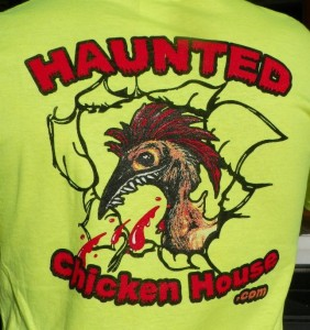 Haunted Chicken House<br>7522 US Hwy 431<br> Heflin Alabama