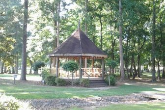 Arab Alabama City Park Pavilion