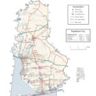 Baldwin County Alabama Map