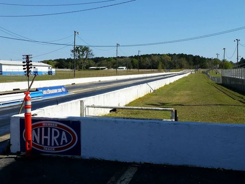 Mobile Dragway | Irvington Alabama | Mobile County Alabama