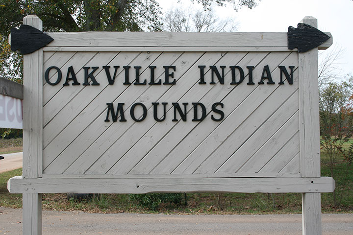 Oakville Indian Mounds