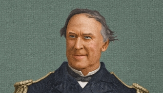 Rear Admiral David Farragut