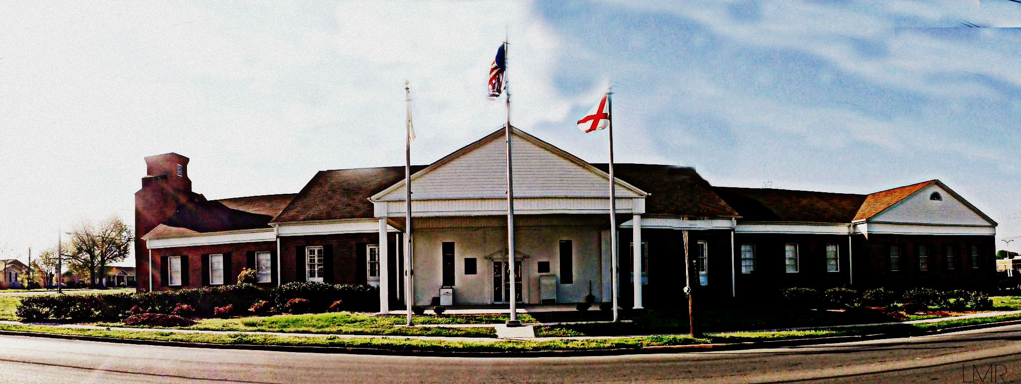 Alabama Haunted Places: Albertville Public Library