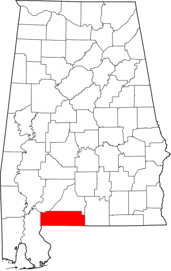 Escambia County Alabama