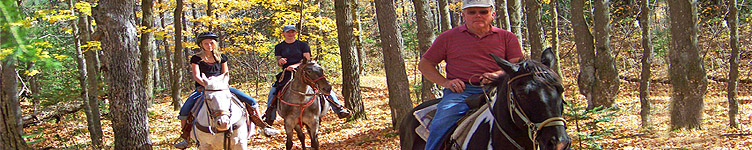 Equestrian Trails of Alabama