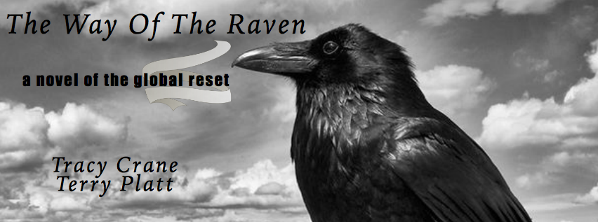 The Way Of The Raven by Tracy O. Crane and Terry W. Platt