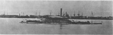 CSS-Tennessee Confederate Ironclad Ram