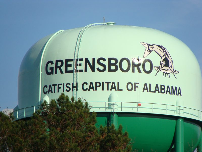 Greensboro Alabama- Catfish Capital of Alabama