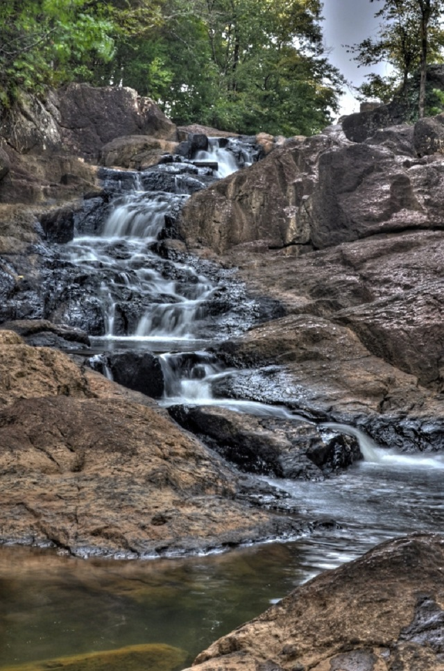 Chewacla-Falls | Photo by John David Johnson