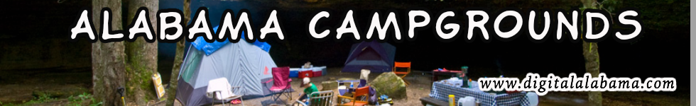 Digital Alabama Guide To Alabama Campgrounds and Camping