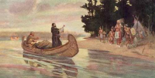 An Early Account of the Choctaw Indians