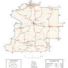 Marengo County Alabama Map