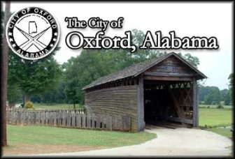 The City of Oxford Alabama