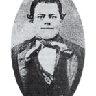 """Robert """"Bob"""" Sims was a Confederate War veteran, farmer, and preacher who defied the federal government over taxes on his church during the late nineteenth century. Authorities and Sims's followers clashed in what became known as the Sims War before he was caught and hanged in December 1891.Courtesy of Alabama Department of Archives and History"""
