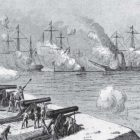 Battle of Mobile Bay - Fort Morgan