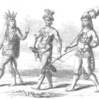 The Indians of Alabama, Florida, Georgia and Mississippi were so similar in form, mode of living and general habits, in the time of De Soto and of others who succeeded him