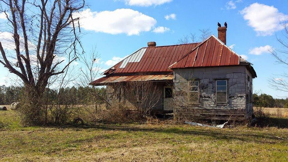 Rosa Parks childhood home west of Capps Alabama north of Newville submitted by Tammy Sizemore Loudermilk