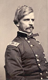 Nathaniel Prentice Banks was an American politician from Massachusetts and a Union general during the Civil War. A millworker by background, Banks was prominent in local debating societies, and his oratorical skills were noted by the Democratic Party.