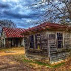 Old Store & Truck Weigh Station Millers Ferry Alabama