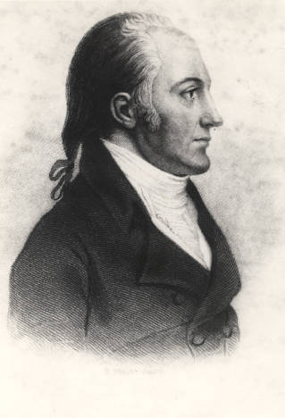 Aaron Burr - Burr was vice president of the United States from 1801 to 1805. He was arrested for treason in 1807 in the Alabama territory.