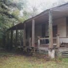 Front of the Bixler House, south of U.S. Highway 84 near the west bank of the Alabama River in Gosport, Alabama
