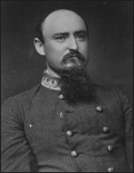 Hylan Benton Lyon (February 22, 1836 – April 25, 1907) was a career officer in the United States Army until the start of the American Civil War, when he resigned rather than fight against the South. As a Confederate brigadier general, he led a daring cavalry raid into Kentucky in December 1864, in which his troops burned seven county courthouses which were being used as barracks by the Union Army.