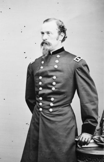 Union General James H. Wilson led the attack on Columbus.