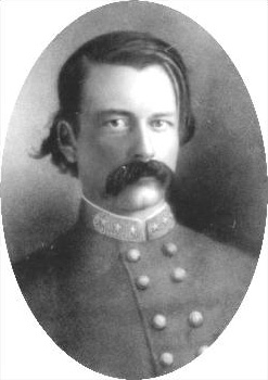 John Adams (July 1, 1825 – November 30, 1864) was an officer in the United States Army. With the onset of the American Civil War, he resigned his commission and joined the Confederate States Army, rising to the rank of brigadier general before being killed in action.