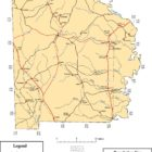 Washington County Alabama Map