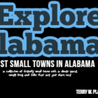 Best Small Towns in Alabama