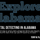 Metal Detecting in Alabama