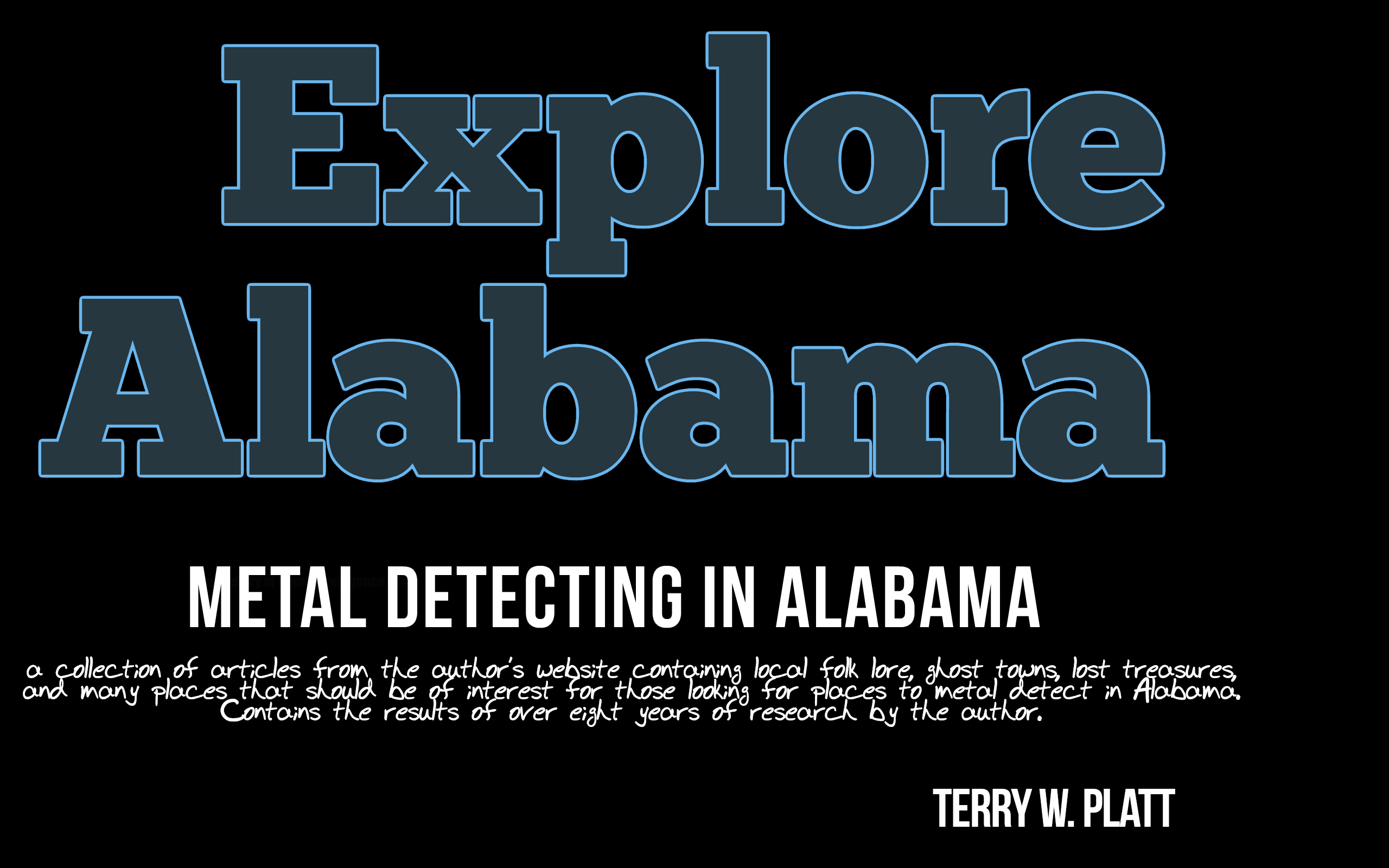 Explore Alabama: Metal Detecting in Alabama